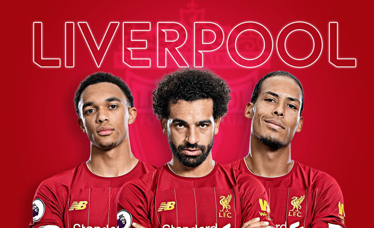 Liverpool Football Club World Roadshow 2021